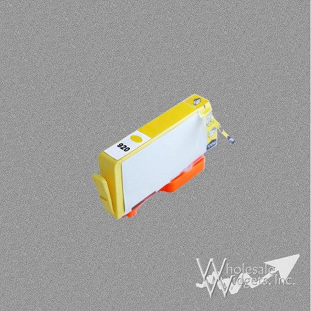 Compatible HP 920 Yellow Ink