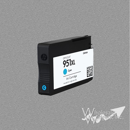 Compatible HP 951XL HY Cyan Ink