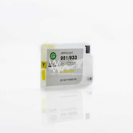 Compatible HP 933XL Yellow Ink