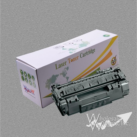Compatible HP 49A Black Toner