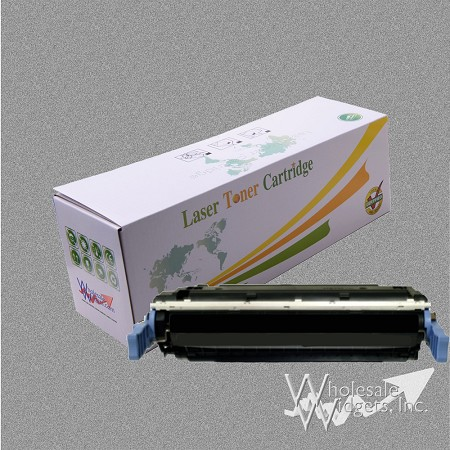 Compatible HP 642A Black Toner