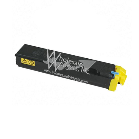 Compatible Kyocera TK502Y Yellow Toner