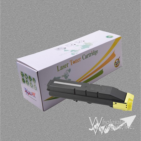 Compatible Kyocera TK8307Y Yellow Toner