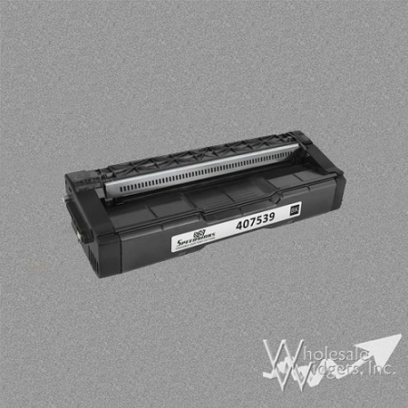Compatible Ricoh 407539 Black Toner