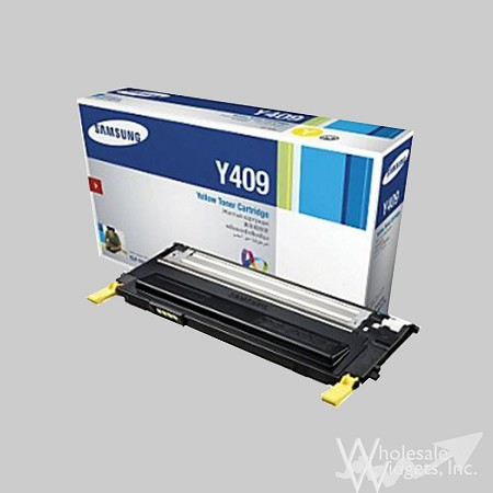Samsung CLTY409S Yellow Toner