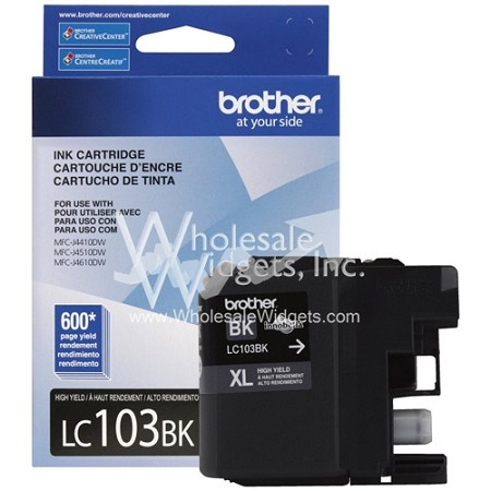 Brother HY Black LC103