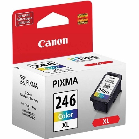 Canon CL-246XL HY Color Ink